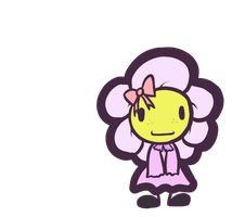 Desu Flower by PsychoticTurtle