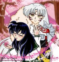 Inuyasha: Sweet Air by spogunasya