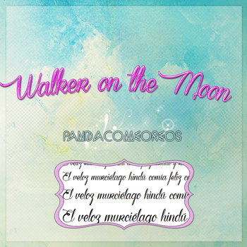 Walker on the Moon by PandaComeOreos