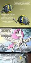 What is Team Awesome? by Bonaxor