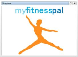 My fitness pal by steelew