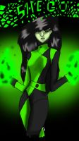Shego by Badger-15