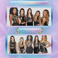 Fifth Harmony Photopack PNG by bubblegumhq