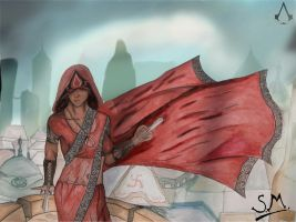 The Original Assassin - An Indian Bride by guit-ar-tist