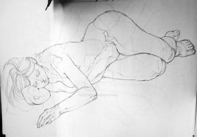 life drawing I by reminisense