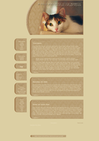 Blogspot template Na dlugich wasach... by MySensitiveHeart