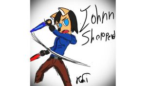 J. Shepperd color practice by HELLPATO777
