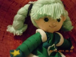 Patty O' Green doll by Leah-Sharone