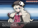 Pokemon VS Petite Princess Camille by ippus