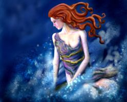 The Little Mermaid by LibertineM