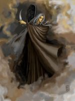 One Winged Angel by Athena-Erocith