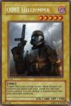 Halo Yu-Gi-Oh Card ODST by SavWolf