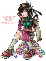 What Materia? by CerberusLives
