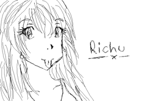 Richu by bright-as-a-button