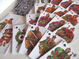 - Russian deck from Losenko - by Losenko