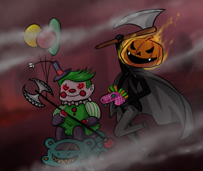 Halloween 2015 by Sohilicious