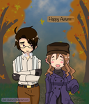 Happy Autumn by Ask-AusHun