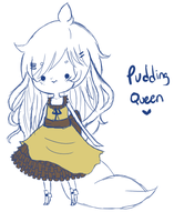 [L-D] pudding queens dress by Nightmare583