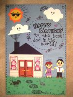 Dad's Birthday Card '09 by ember-snow