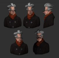 Old French Man Turnarounds by shalonpalmer