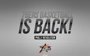 Philidelphia 76ers Wallpaper by IshaanMishra