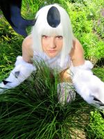 .: Absol Gijinka 2:. by Stunt-Sheep