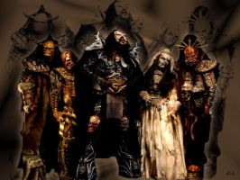 Lordi - A new Era by IsoxNS