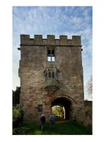 Marmion Tower at West Tanfield by GaryTaffinder