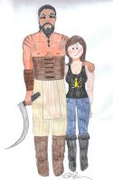 SEABITCH AND HER KHAL by Impsgramma
