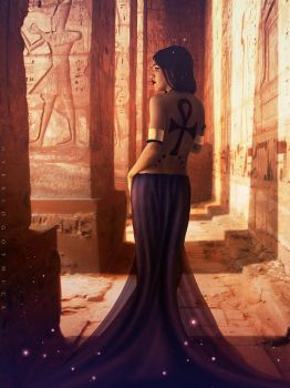 Ancient Exiled. by hybridgothica