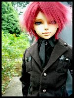 Asian Ball Joint Doll by oifrango