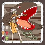 [closed] Beast Tamer Lady by ryesoul