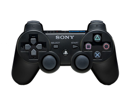 PS controller icon by SlamItIcon