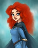 Merida by SeharJH