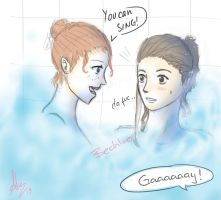 Bechloe .pitch perfect by sexyfairy