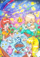 Tea Party by PaperLillie