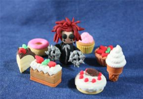 Axel is Spoiled by DamoyoExectak