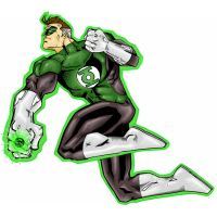 Green Lantern - Hal Jordan by GreenArrow