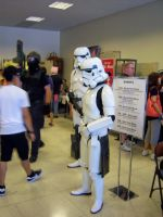 Stormtroopers at Sac-Con September 2012 by DearestLeader