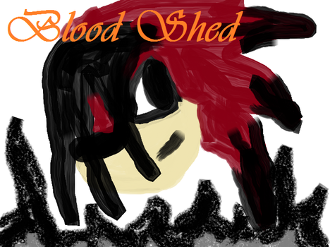 Blood Shed by Beyonds-Soul