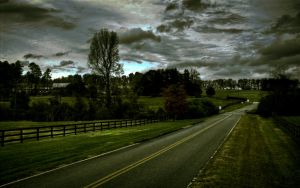 Country Road by SafuanStyx