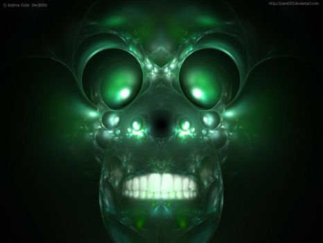 13 Crystal Skulls by psion005