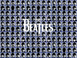 The Beatles A Hard Days Night by streetspirit