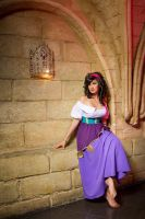 The Hunchback of Notre Dame - Esmeralda by Ashitaro