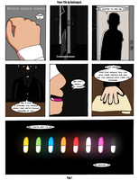 Power Pills page 1: Prologue by bookfangeek