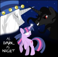 As Dark as Night - Cover by TaylorRose16
