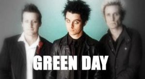 Green Day IV by MaryPunkyJane