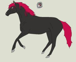 Mare Leftover Draw to adopt or name your price by Zari-Adoptables