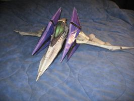 Arwing Star fox SSBB 2 by Markonsio