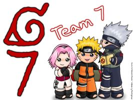 - Team 7 Wallpaper - by RaineyJ